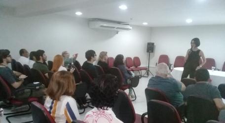 Marina Gadelha participa de encontro na AGU