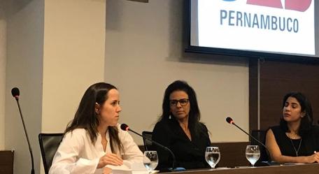 Camila Oliveira participa de encontro que discute arbitragem e mediação empresarial