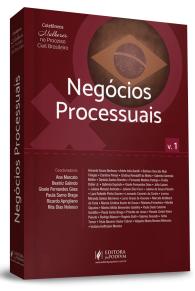 COLETÂNEAS MULHERES NO PROCESSO CIVIL BRASILEIRO - V.1 - NEGÓCIOS PROCESSUAIS