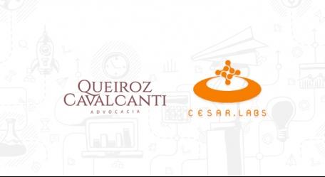 Queiroz Cavalcanti Advocacia é a primeira empresa a se tornar mentora do CESAR Labs.