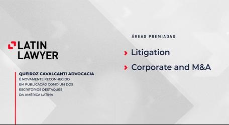 QCA é reconhecido, pela Latin Lawyer, como um dos escritórios destaques da América Latina