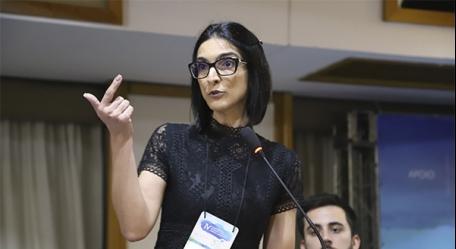 Marina Gadelha participa da IV Conferência Internacional de Direito Ambiental