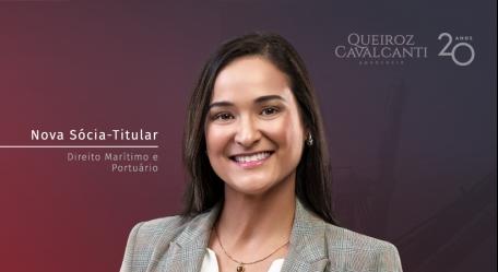 Queiroz Cavalcanti Advocacia amplia o seu portfólio e abre nova área especializada em Direito Marítimo e Portuário