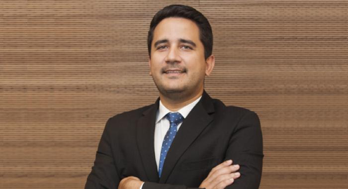 Alexandre Vieira concede entrevista ao JC Online