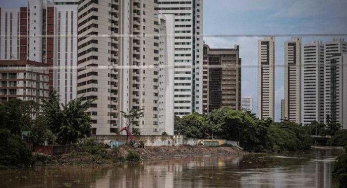 Álvaro Pereira fala sobre o desmatamento de área verde na construção de parque em Recife em entrevista ao JC Online