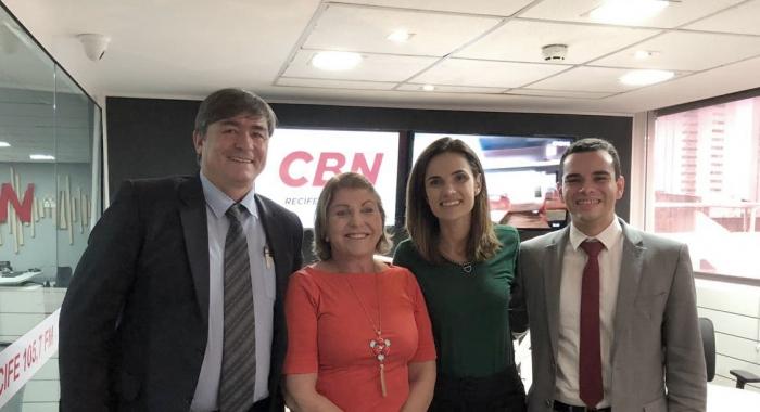 Nosso advogado de Direito Ambiental, Álvaro Pereira, participa de debate na CBN Recife730x480