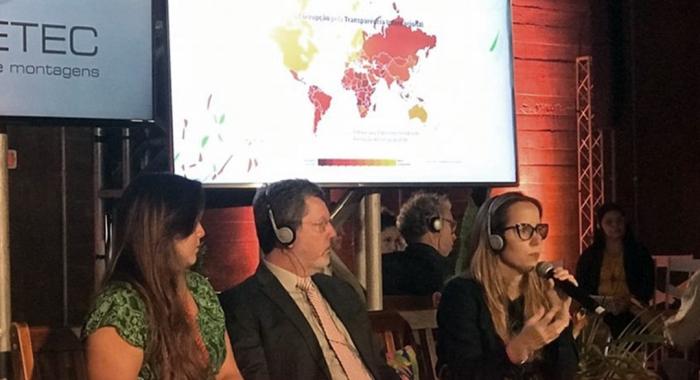 Camila Oliveira participa da 1ª edição da Conferência Ethos