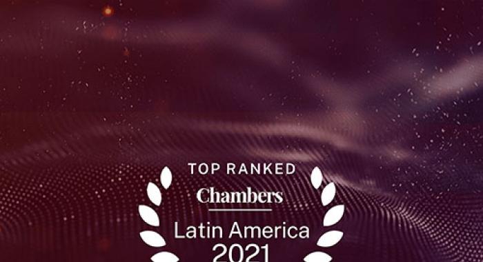 A Chambers and Partners – maior guia jurídico do mundo – nos destacou novamente como o escritório com mais advogados ranqueados do Nordeste
