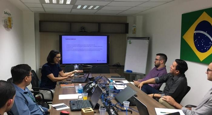 Marina Gadelha e Roberta Biondi palestram em workshop