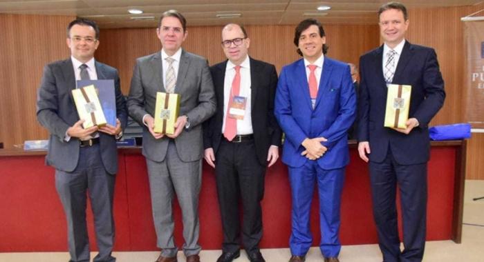 Bruno Cavalcanti realiza a abertura do I Congresso Jurídico do IAP730x480