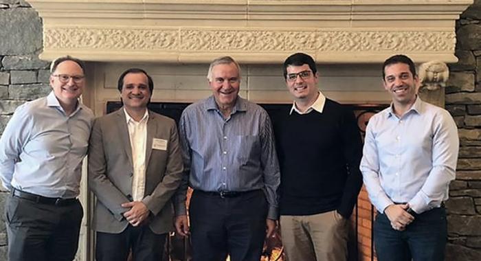 Tiago Andrade Lima participa de um dos mais importantes encontros globais para o setor de reciclagem