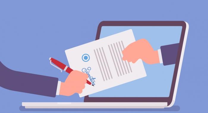 Você sabe a diferença entre assinatura eletrônica e digital?