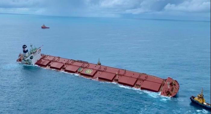 Possíveis riscos e responsabilidades no acidente com o MV Stellar Banner