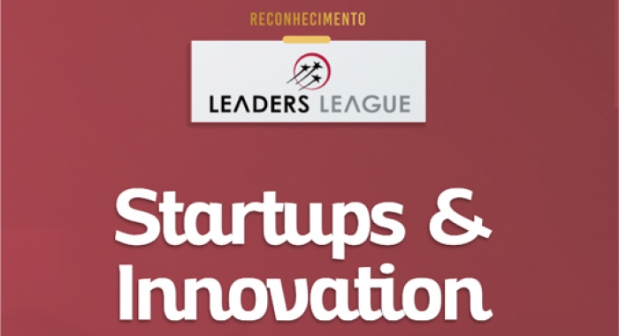 Somos referência na categoria Startups & Innovation730x480