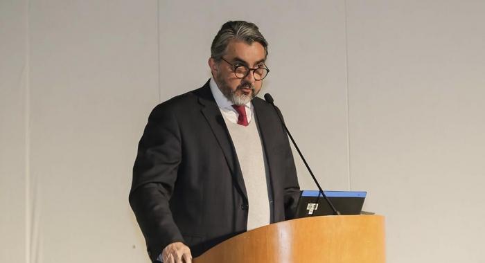 Geilson Salomão palestra no XXXIII Congresso Brasileiro de Direito Tributário730x480