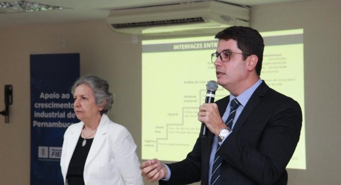 Tiago Andrade Lima palestrou em comemoração aos 10 anos da FIEPE Ambiental730x480